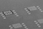 Array of superconducting terahertz hot-electron...